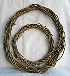hop vine wreath forms